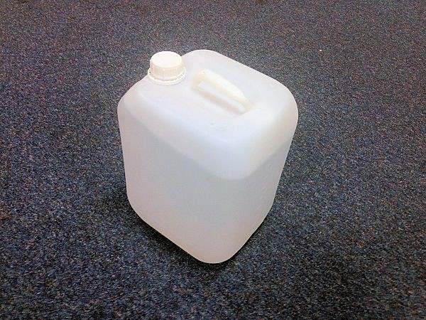 10 Litre Bio Ethanol fuel bottle