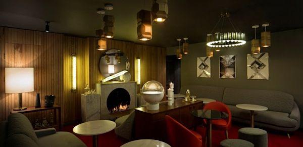 The Old Tom and English Bar