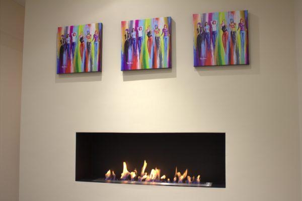 CVO1000 Installed In Our Designer Showroom