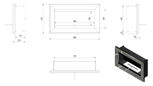 Dilkon Tech Drawing