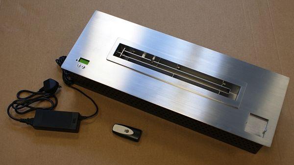Remote Bioethanol Burner 1800